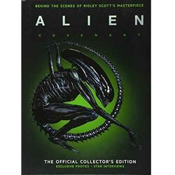 Alien Covenant: The Official Collector's Edition na progamingshop.sk