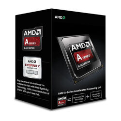 AMDBlack Edition A8-7670K (3,6Ghz / 1Mb / 95W / SocFM2+) Quiet Cooler Box