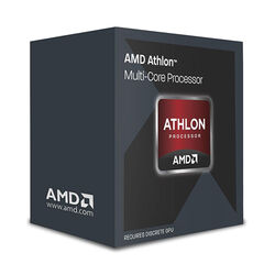 AMD Athlon II X4 860K (3,7Ghz / 4Mb / 95W / SocFM2) Quiet Cooler Box