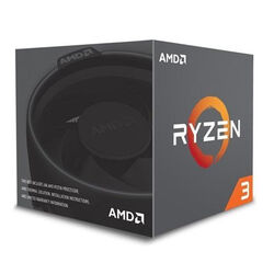 AMD Ryzen 3 1200, AM4