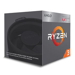 AMD Ryzen 3 2200G, AM4