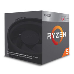 AMD Ryzen 5 2400G, AM4