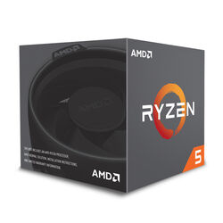 AMD Ryzen 5 2600X, AM4