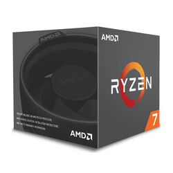 AMD Ryzen 7 2700, AM4 (Wraith Spire Box)