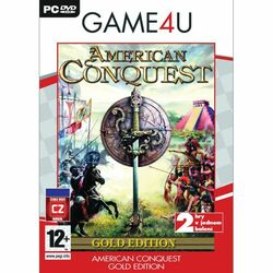 American Conquest (Gold Edition) na progamingshop.sk