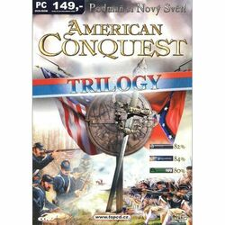 American Conquest Trilogy na progamingshop.sk
