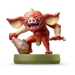 amiibo Bokoblin (The Legend of Zelda)
