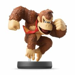 amiibo Donkey Kong (Super Smash Bros.)