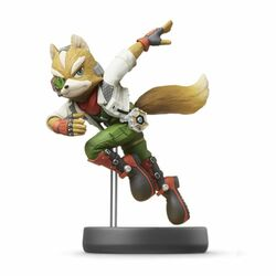 amiibo Fox (Super Smash Bros.)