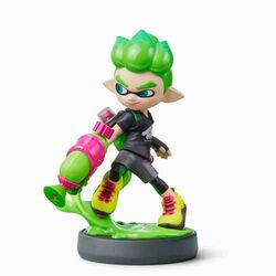 amiibo Inkling Boy (Splatoon)