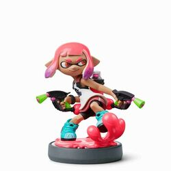amiibo Inkling Girl (Splatoon)