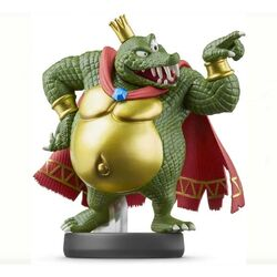 amiibo King K. Rool (Super Smash Bros.)