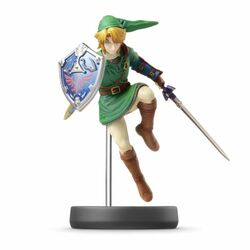 amiibo Link (Super Smash Bros.)