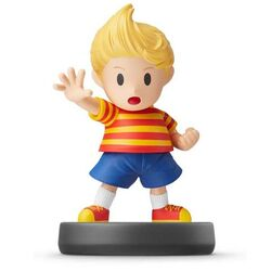 amiibo Lucas (Super Smash Bros.)