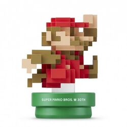 amiibo Mario Classic Color (Super Mario Bros. 30th Anniversary)