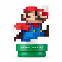 amiibo Mario Modern Color (Super Mario Bros. 30th Anniversary)