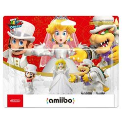 amiibo Mario Odyssey Wedding Set (Super Mario)