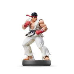 amiibo Ryu (Super Smash Bros.)
