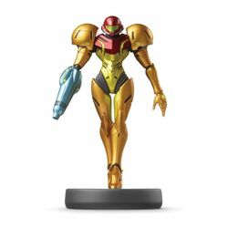 amiibo Samus (Super Smash Bros.)