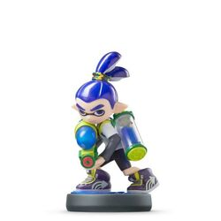 amiibo Splatoon Boy (Splatoon)