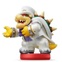 amiibo Wedding Bowser (Super Mario)