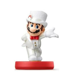 amiibo Wedding Mario (Super Mario)