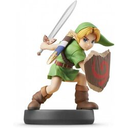 amiibo Young Link (Super Smash Bros.)