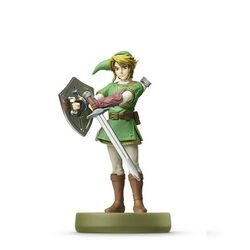 amiibo Zelda Link (The Legend of Zelda Twilight Princess)