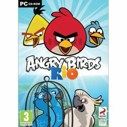 Angry Birds: Rio na progamingshop.sk