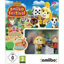 Animal Crossing: Amiibo Festival with Isabelle & Digby amiibo