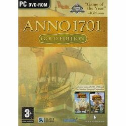 Anno 1701 (Gold Edition) na progamingshop.sk