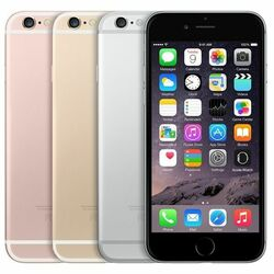 Apple iPhone 6S Plus, 32GB | Silver