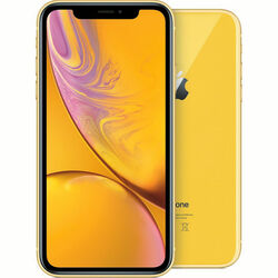 Apple iPhone XR 128GB Yellow na progamingshop.sk