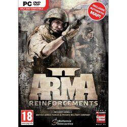 ArmA 2: Reinforcements na progamingshop.sk
