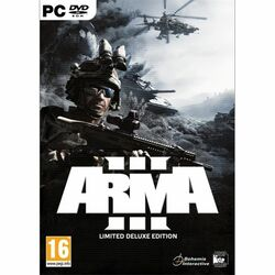 ARMA 3 (Limited Deluxe Edition) na progamingshop.sk