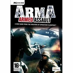 Arma: Armed Assault na progamingshop.sk
