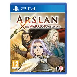 Arslan: The Warriors of Legend na progamingshop.sk