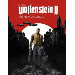 Art of Wolfenstein II: The New Colossus