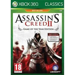 Assassin's Creed 2 (Game of the Year Edition) [XBOX 360] - BAZÁR (použitý tovar)