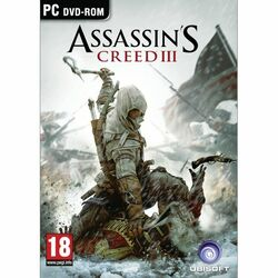 Assassin's Creed 3 CZ na progamingshop.sk