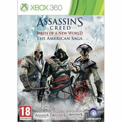 Assassin's Creed: Birth of a New World (The American Saga) na progamingshop.sk