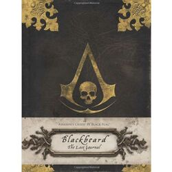Assassin's Creed IV Black Flag: Blackbeard - The Lost Journal