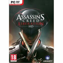 Assassin's Creed: Liberation HD na progamingshop.sk