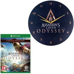 Assassin's Creed: Odyssey CZ (Omega Edition) + hodiny