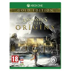 Assassin's Creed Origins CZ (Gold Edition)