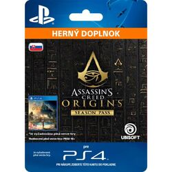 Assassin's Creed: Origins CZ (SK Season Pass) na progamingshop.sk