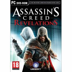 Assassin's Creed: Revelations na progamingshop.sk