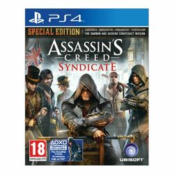 Assassin's Creed: Syndicate CZ (Special Edition) na progamingshop.sk