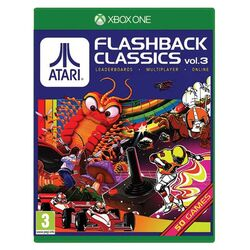 Atari Flashback Classics Collection vol. 3