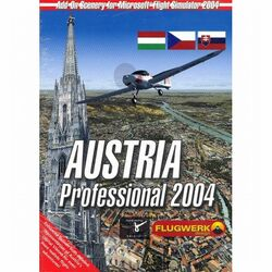 Austria Professional 2004: Add-on Scenery for Microsoft Flight Simulator 2004